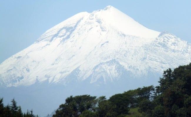 US Climber Killed In Mexico Volcano Tragedy