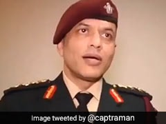 'Special Forces My Religion,' Says Decorated Army Officer In Viral Clip