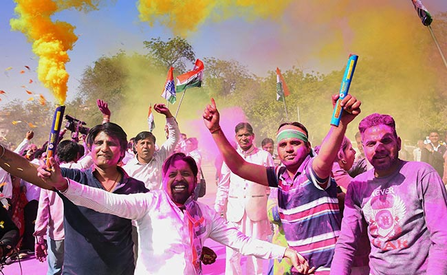 Bypoll Bonus For Congress, Trinamool In Rajasthan, Bengal: 10 Points