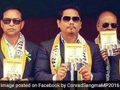 NPP Releases 'People's Document' For Meghalaya Polls
