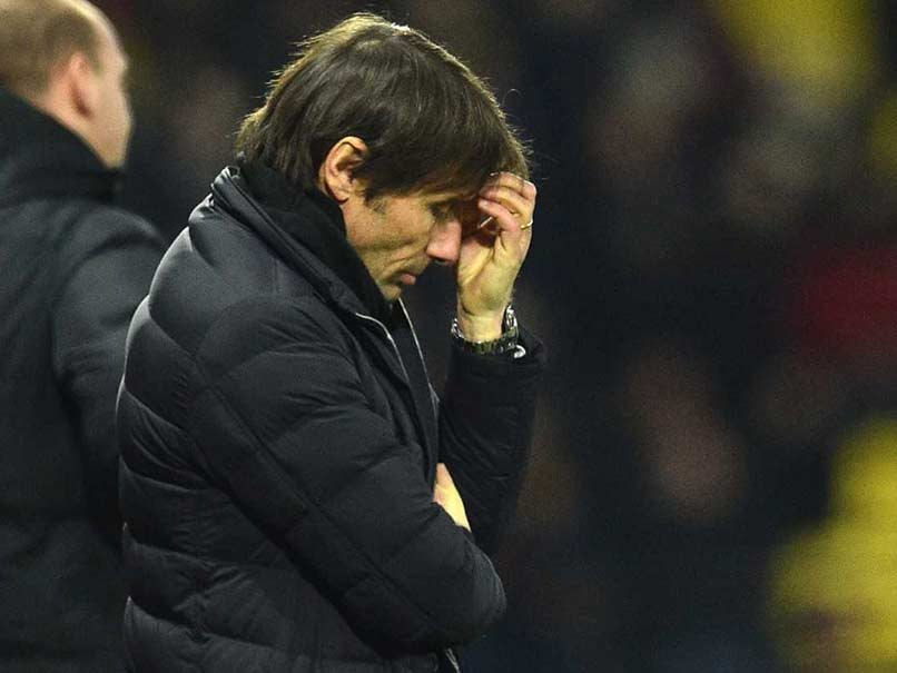 Premier League: Watford Thrashing Piles Pressure on Chelsea Boss Antonio Conte