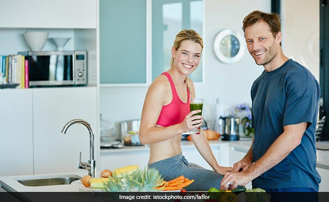 Your Partner Will Get Fit If You Do Too; Here's How You Can Do it Naturally!