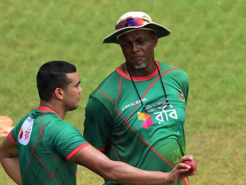bc94dfe2ea4ea Nidahas Trophy  Coach Courtney Walsh Seeks Consistency From Bangladesh In  Tri-Series