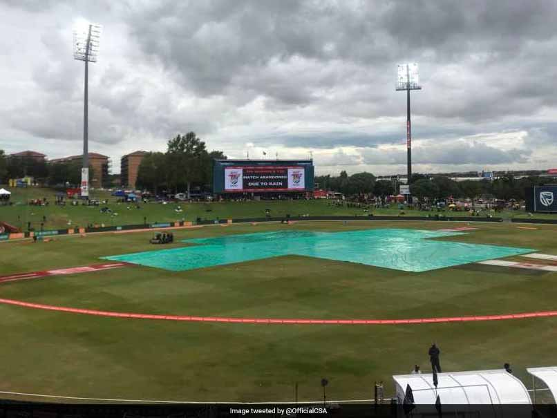India vs South Africa: Fourth T20I Abandoned Due To Rain; India Women Lead Series 2-1