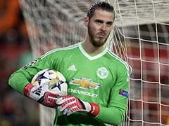 Champions League: De Gea Stars As Man Utd Settle For Sevilla Draw