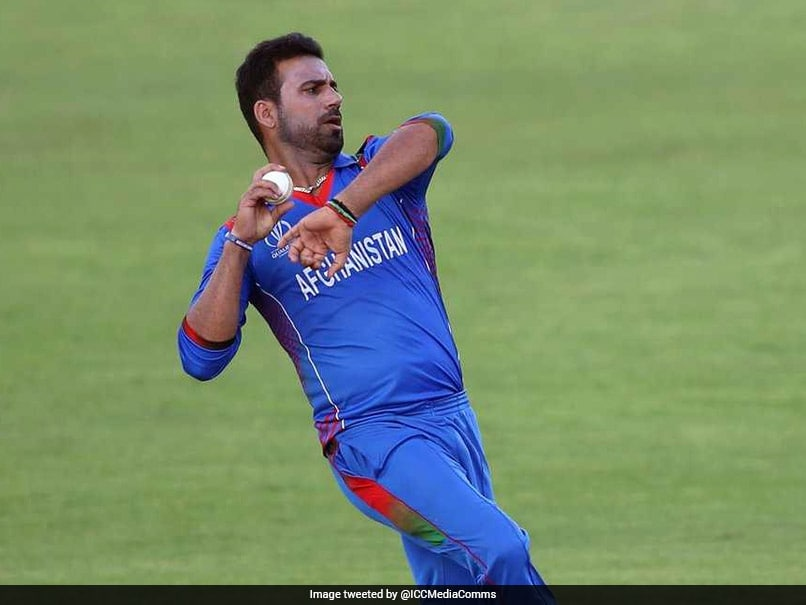 Dawlat Zadran's Hattrick Helps Afghanistan See Off West Indies In Warm-Up