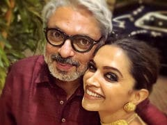 "For Deepika Padukone's ""<i>Padmaavat</i>,"" A Grand Party On Sanjay Leela Bhansali's Birthday"