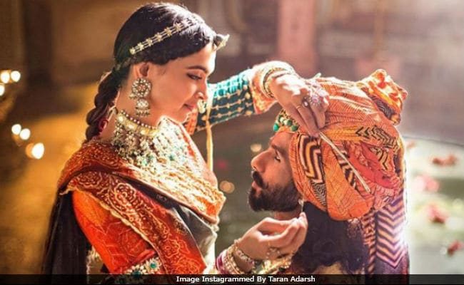 'Padmaavat' Box Office Collection Day 8: With 'Terrific Business,' Deepika Padukone, Ranveer Singh And Shahid Kapoor's Film Earns Over Rs 166 Crore
