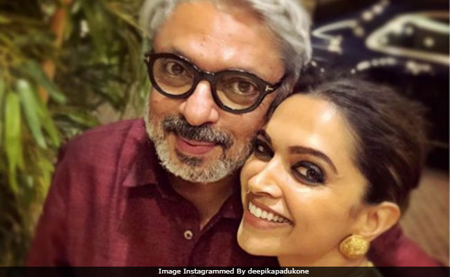 For Deepika Padukone's 'Padmaavat,' A Grand Party On Sanjay Leela Bhansali's Birthday