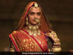 "Deepika Padukone On ""<i>Padmaavat</i>"" Box Office: ""It's Not Over Yet"""
