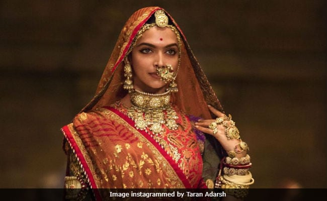 Deepika Padukone On 'Padmaavat' Box Office: 'It's Not Over Yet'