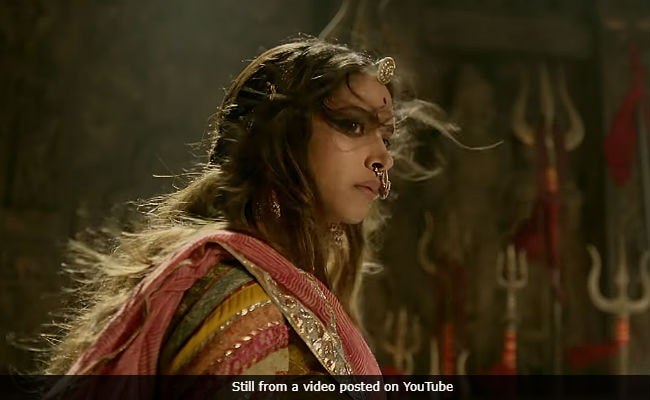 'Padmaavat': Deepika Padukone Is Often Asked If She Was 'Scared.' Her Response