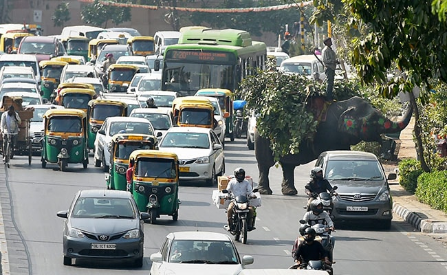 Green Cover To Be Multiplied 10 Times In Lutyens' Delhi Revamp: Minister