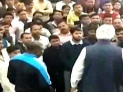 Highlights: After Alleged Assault On Delhi Chief Secretary, Rajnath Singh Seeks Report From Lt Governor