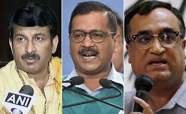 केजरीवाल सरकार के 3 साल: AAP ने गिनाईं उपलब्धियां तो कांग्रेस-भाजपा ने नाकामियां