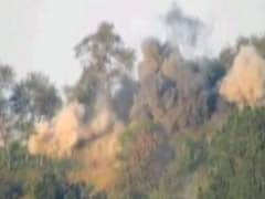 Indian Army Destroys Pakistani Post In Jammu And Kashmir's Poonch