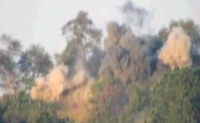 LOC पर भारतीय जवानों ने फिर दिया पाकिस्तान को करारा जवाब, पाकिस्तानी चौकी नष्ट