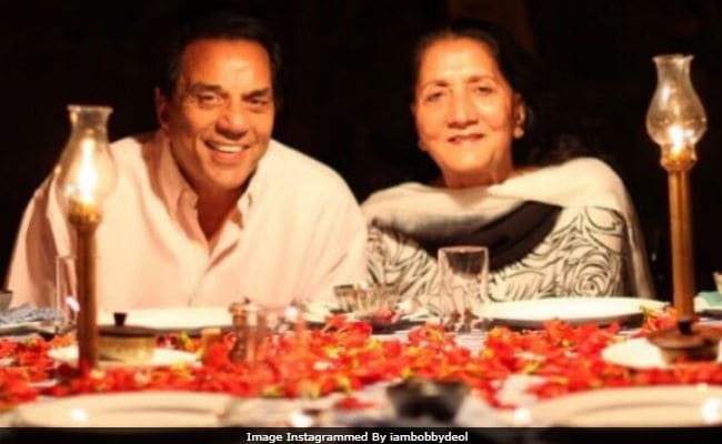 Bobby Deol's 'Forever Valentines' Are... His Dad And Mom. See Pic