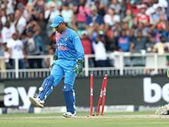 Dhoni, Bhuvneshwar Orchestrate Team Hat-Trick In India