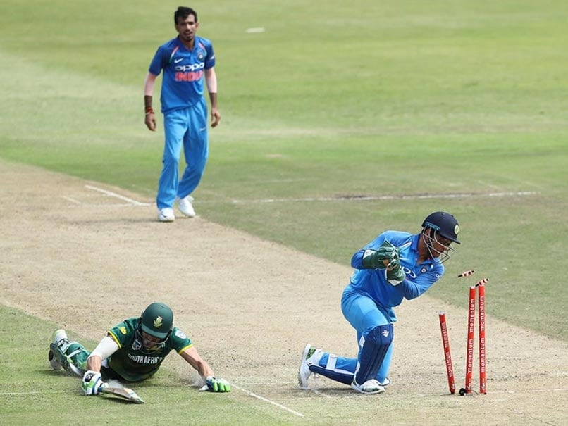 India vs South Africa: MS Dhoni Should Be Credited For Half Of Yuzvendra Chahal And Kuldeep Yadav