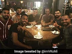 India vs South Africa, 1st T20I: MS Dhoni, Virat Kohli Party After Team's 28-Run Win
