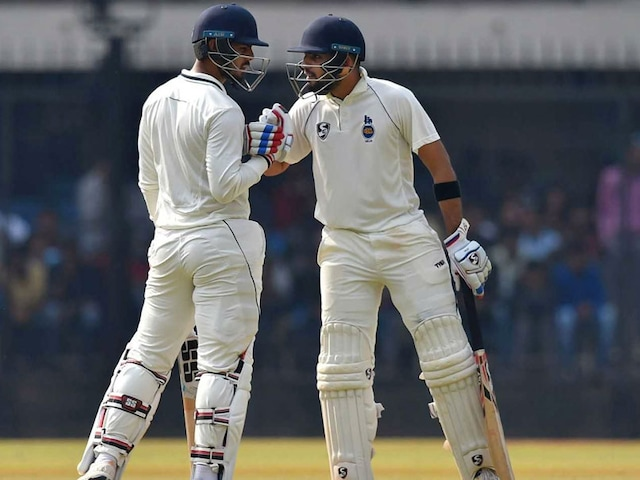 Delhi, Vidarbha Continue Unbeaten Run In Vijay Hazare Trophy