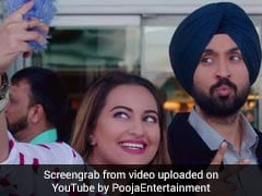 <I>Welcome To New York</i>'s <i>Ishtehaar</i>: Diljit Dosanjh And Sonakshi Sinha's Song Will Touch Your Soul