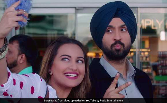 Welcome To New York's Ishtehaar: Diljit Dosanjh And Sonakshi Sinha's Song Will Touch Your Soul