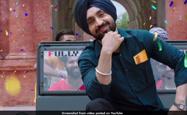 Welcome To New York Song Meher Hai Rab Di: Diljit Dosanjh And Sonakshi Sinha Turn On Their Desi Swag