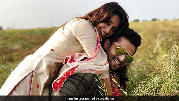 Sasural Simar Ka Actors Dipika Kakar And Shoaib Ibrahim Make One Adorable Foodie Couple!