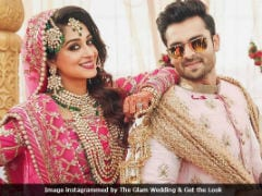 Dipika Kakar And Shoaib Ibrahim Are Married. See Wedding Pics