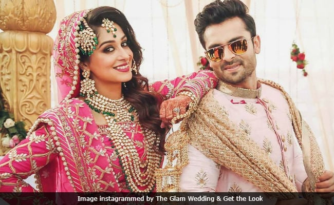 Dipika Kakar And Shoaib Ibrahim Are Married See Wedding Pics