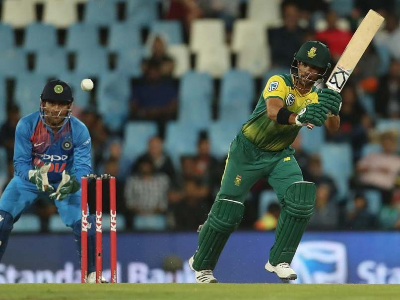 Klaasen, Duminy Power South Africa to Series-Levelling Victory Vs India