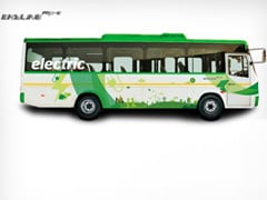 Eicher Launches First-Ever Skyline Pro Electric Buses In India