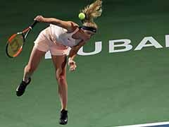 Dubai Tennis Championship: Svitolina To Meet Kerber In Semi-Finals