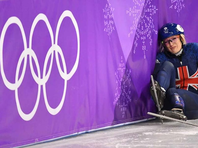 Winter Olympics: Britains Cursed Skater, Haunted By The Figure 6