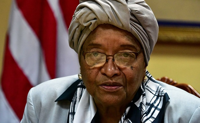 Sirleaf Wins Prestigious Ibrahim Prize For African Leadership