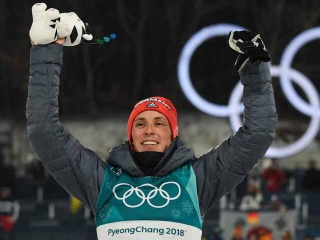 Eric Frenzel Claims Germanys Sixth Gold At Pyeongchang Winter Olympics