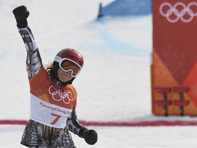 Winter Olympics: Ester Ledecka Seals Stunning Double, Norway Set Medals Mark