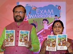 In New Book, PM Modi Tells Students Why They Should Not Fear Exams