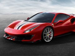 The Ferrari 488 Pista Gets The Most Powerful V8 Ever