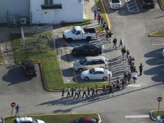 US Moving Slowly To Rein In Guns After Florida School Shootout Killed 17