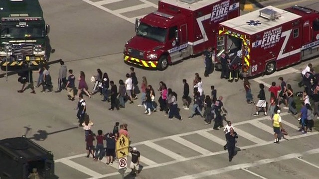 florida school shooting reuters