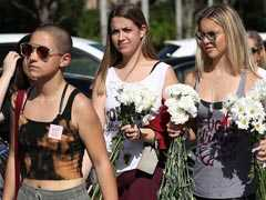 Florida Shooting Survivors Brace For An Emotional Return To School