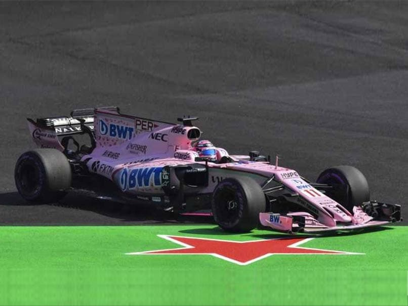 Force India F1 Team Plays Down Sale Speculation