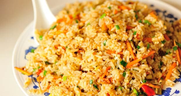 Vegetable fried rice recipe ndtv food vegetable fried rice vegetable fried rice ccuart Images