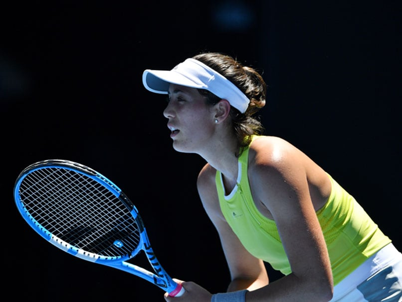Qatar Open: Garbine Muguruza In Quarters At Sorana Cirstea