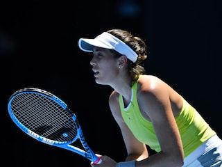 Qatar Open: Garbine Muguruza In Quarters At Sorana Cirsteas Expense