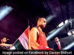Boxer Gaurav Bidhuri Confident Of Successful Comeback After Injury