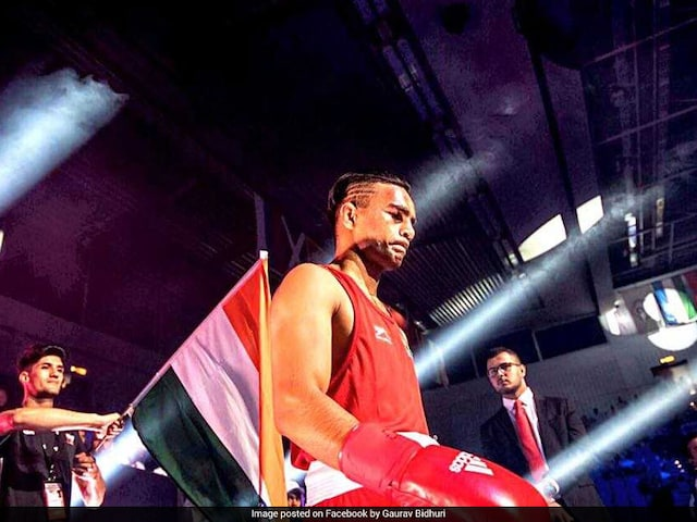 Boxer Gaurav Bidhuri Confident Of Successful Comeback After Injury